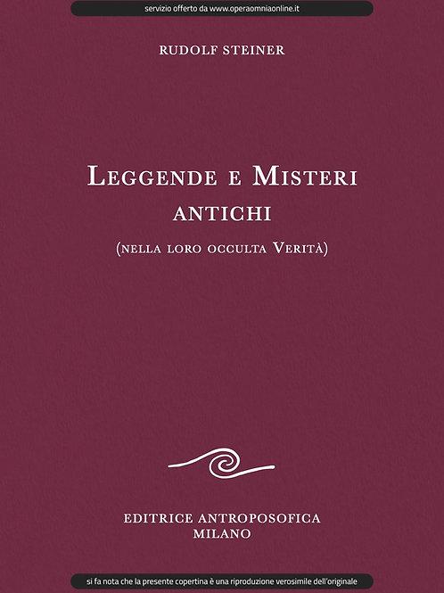 O.O. 92 - Leggende e Misteri antichi (nella loro occulta Verità)
