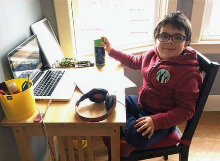 Donum Dei Distance Education: A Day in the Life with 2nd Grade