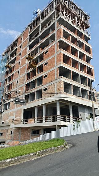 Execução de estrutura em concreto armado