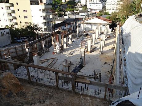 Execução de fundação para o IBIZA
