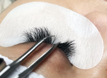 Are my lashes done properly? How to tell.