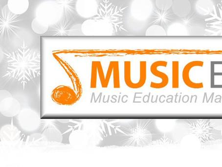 Merry Christmas from MusicEDU!