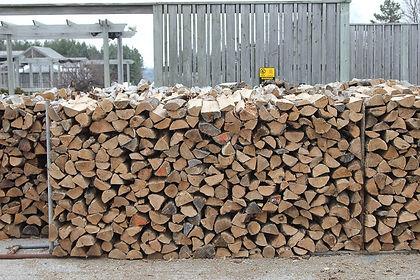 All oak firewood from Wisconsin.
