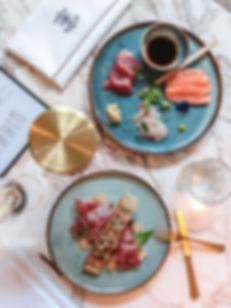 sashimi & pata negra.JPG