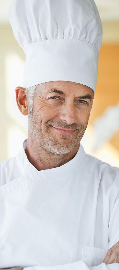 Шеф-повар с Hat