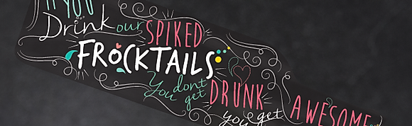 SPIKED FROCKTAILS