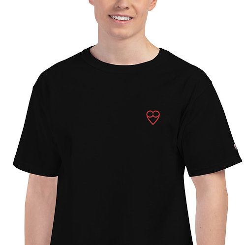 RED HEART Champion T-Shirt