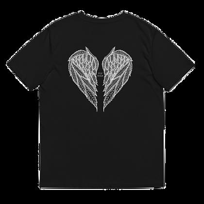 FLY HIGH Unisex organic cotton t-shirt 2