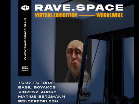 RAVE SPACE 3D VIRTUAL GALLERY OPENING TONIGHT!!!!