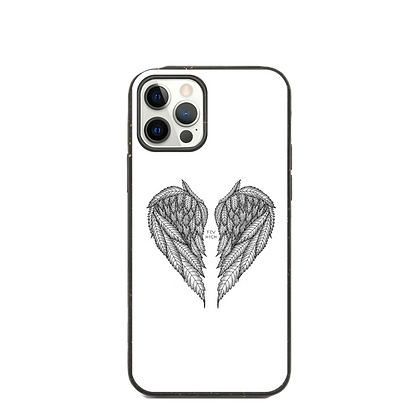FLY HIGH 3 Biodegradable phone case