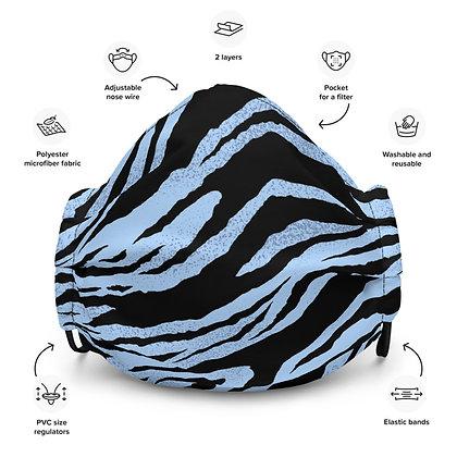 BLUE TIGER Face mask