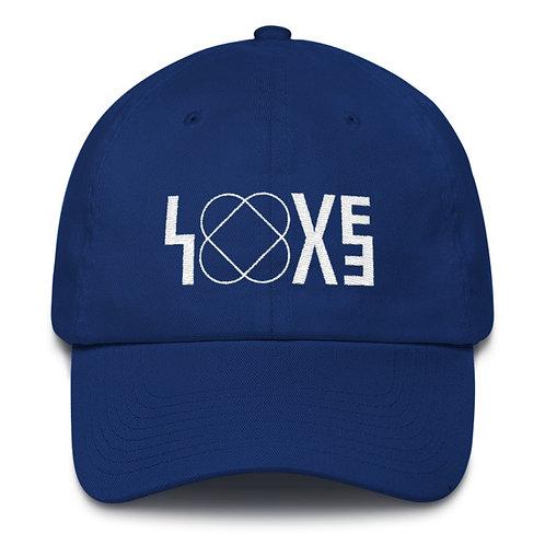LOVE  BLUE CAP