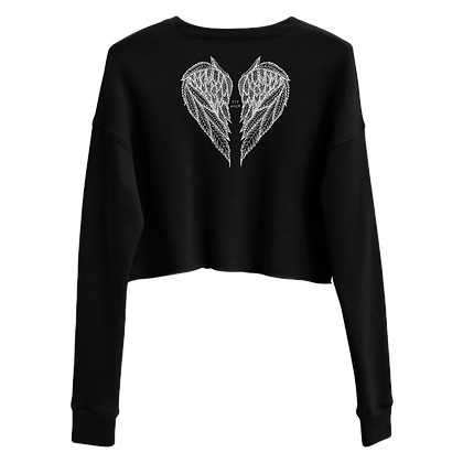 FLY HIGH Crop Sweatshirt 2