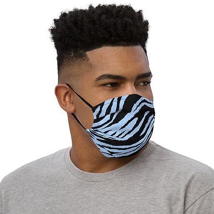 BLUE TIGER Face mask