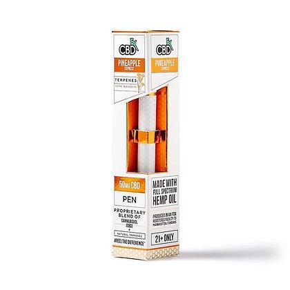 CBDfx - CBD Terpenes Vape Pen - Pineapple Express - 50mg