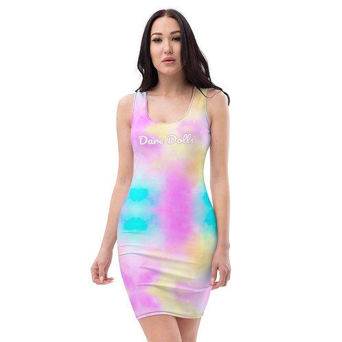 Candy Clouds  Dress
