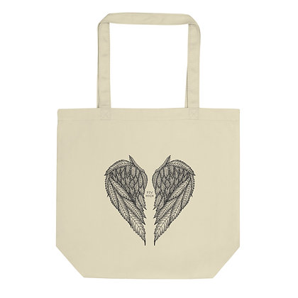 FLY HIGH Eco Tote Bag 2