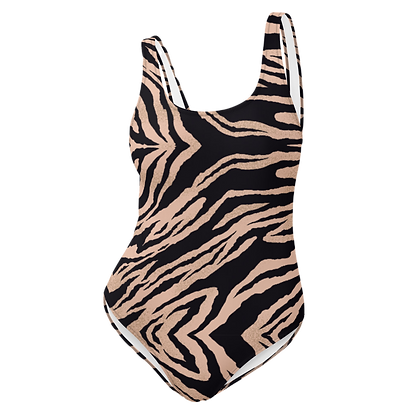 TIGER One-Piece Swimsuit