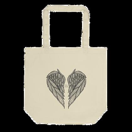 FLY HIGH Eco Tote Bag 2