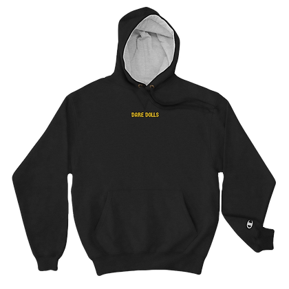 Gold Champion Hoodie (embroidered)