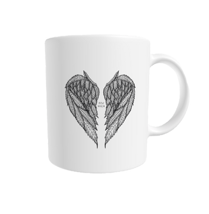 FLY HIGH 2 Mug