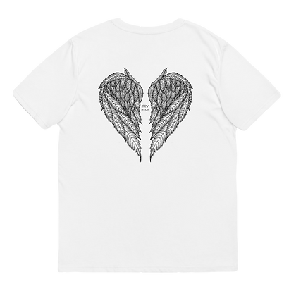 FLY HIGH Unisex organic cotton t-shirt 3