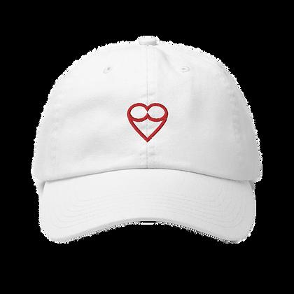 RED HEART Champion  Cap (Black / White)