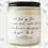 Thumbnail: Lavender Hymn Candle- How Great Thou Art