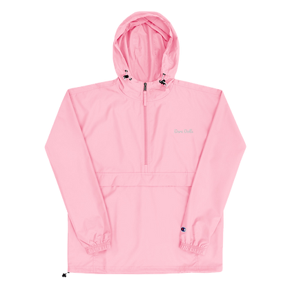 DARE DOLLS Champion Packable Jacket (embroidered)