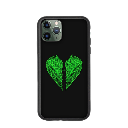 FLY HIGH 2 Biodegradable phone case