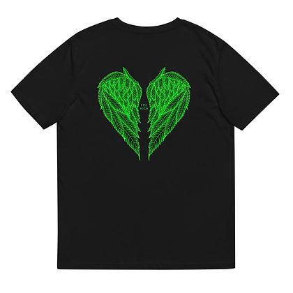 FLY HIGH Unisex organic cotton t-shirt