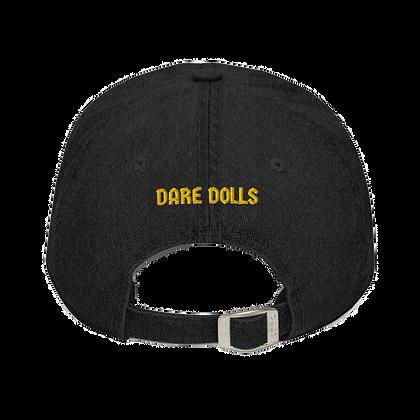 Gold Signature Denim Hat