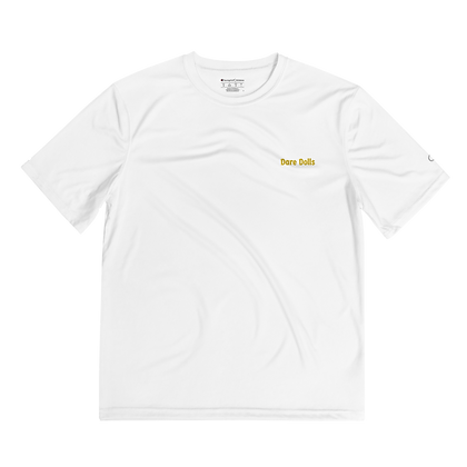 GOLD Champion Performance T-Shirt (embroidered)