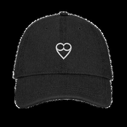 HEART Denim Hat