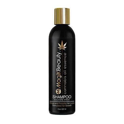 Magik Beauty - CBD Bath - Cannabis Sulfate-Free Shampoo