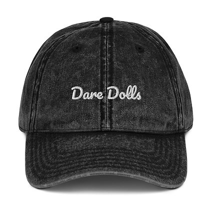 Dare Dolls Vintage Cap (embroidered)