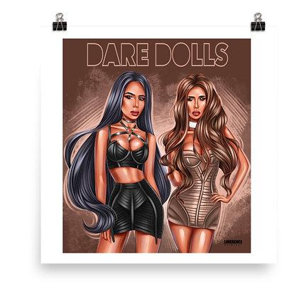 DARE DOLLS Poster