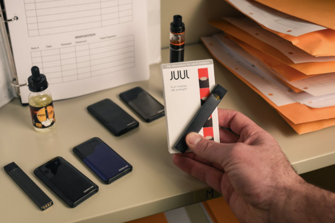 Schools and Parents Fight a Juul e-Cigarette Epidemic