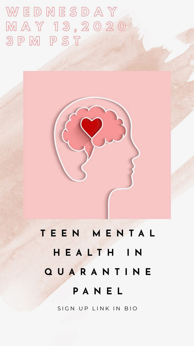 Online Mental Health Conference for Teens