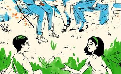 Teens Who Say No to Social Media