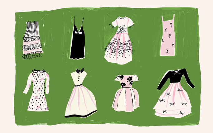 Dress Codes:  Who Gets to Decide What a Girl Should Wear?