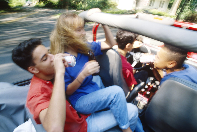 When Teenagers Drink, Avoiding the Risks From Driving