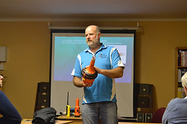 SRC radio training