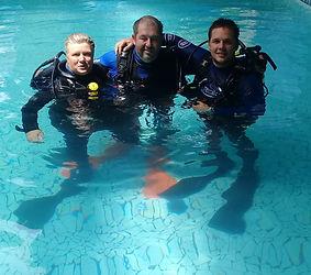 dive instructors