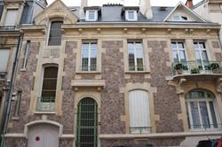 Nancy, rue des Bégonias