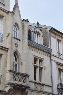 Nancy, rue Pasteur