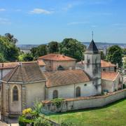 Saint-Max, Eglise Saint-Médard