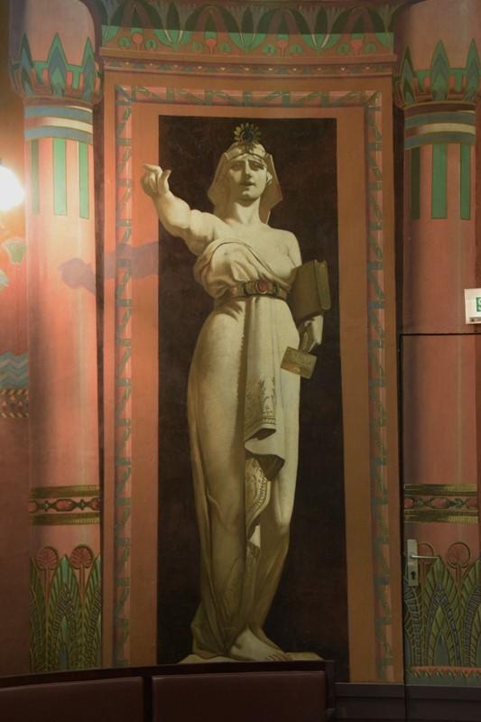 Nancy, Temple maçonnique