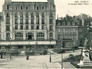 l'hôtel Thiers