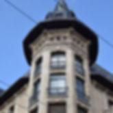 Nancy, banques Art nouveau